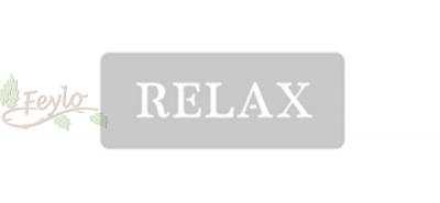 Stencil Eq Mini  4.5x17 Cm 328 - Relax