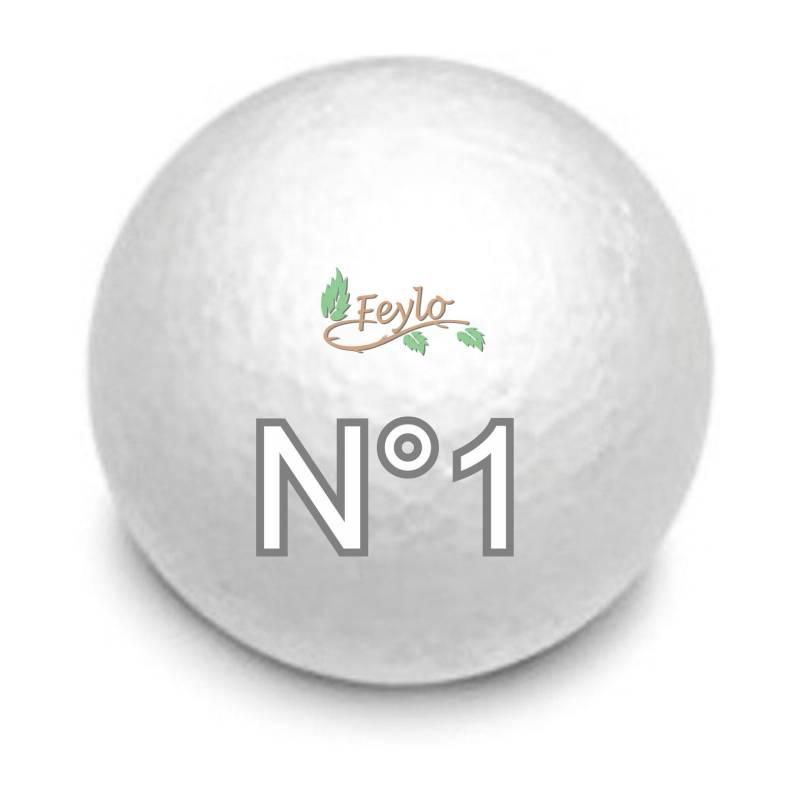 Esferas De Telgopor Nº1 X 1 Unidad