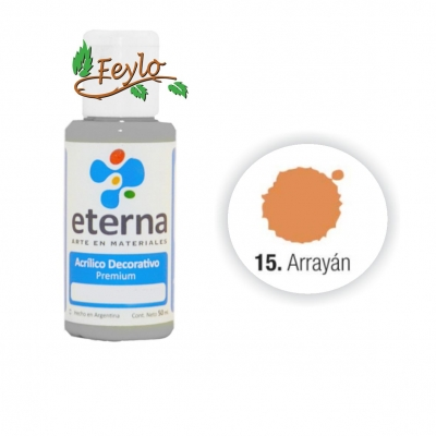 Eterna Acril.dec. Arrayan           50ml