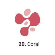 Eterna Acril.dec. Coral            250ml