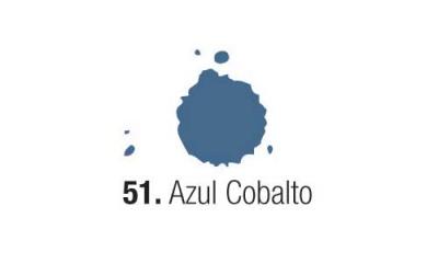 Eterna Acril.est.azul Cobalto(i)    60ml