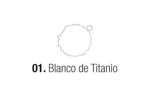 Acrilico Est. Blanco De Titanio   700ml.