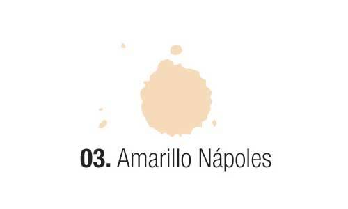 Acrilico Est. Amarillo Napoles    700ml.