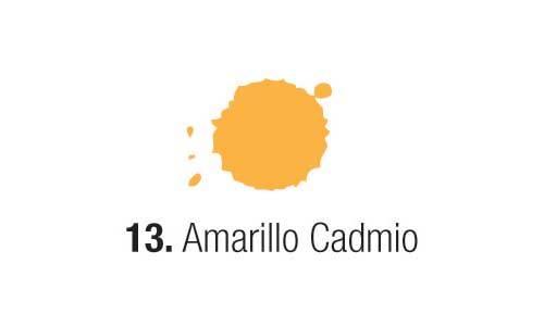 Acrilico Est. Amarillo Cadmio(i)  700ml.