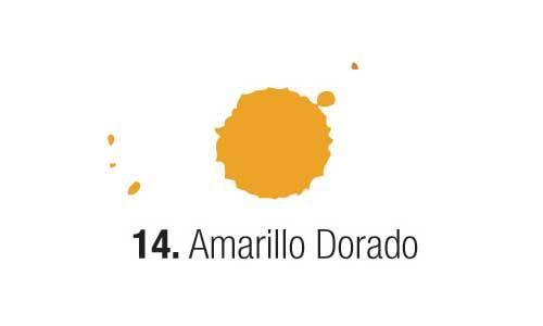 Acrilico Est. Amarillo Dorado     700ml.
