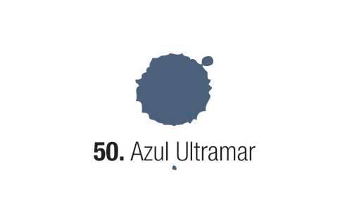 Acrilico Est. Azul Ultramar       700ml.