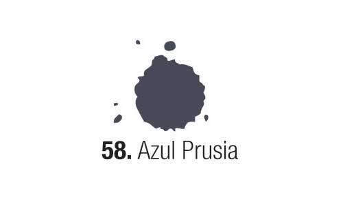 Acrilico Est. Azul De Prusia      700ml.