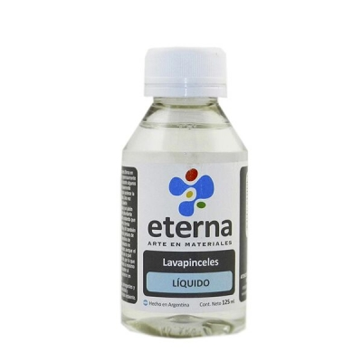 Eterna Limpiapinceles              125ml