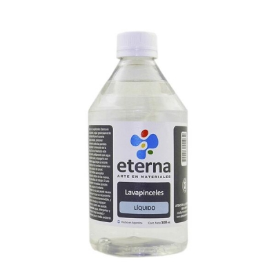 Eterna Limpiapinceles              500ml