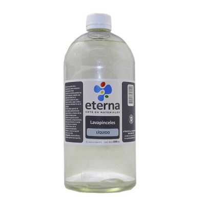 Eterna Limpiapinceles             1000ml