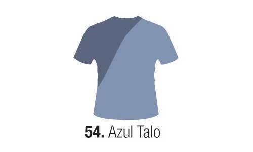 Eterna Pint.tela Azul Talo         250ml