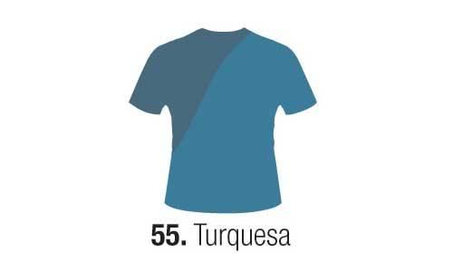 Eterna Pint.tela Azul Turquesa     250ml