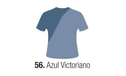 Eterna Pint.tela Azul Victoriano   250ml