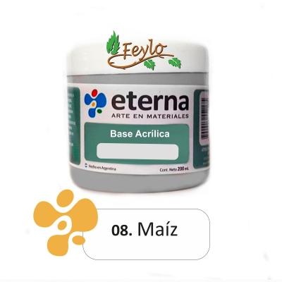 Base Acrilica  Eterna  Maiz                200ml.