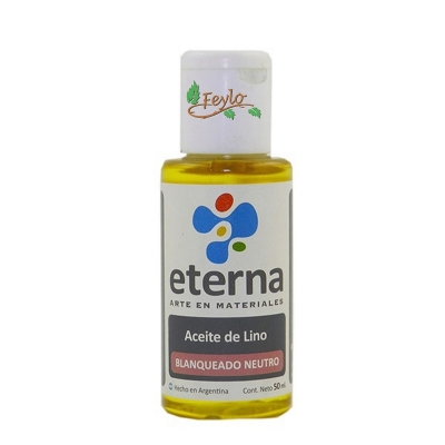 Eterna Aceite De Lino Estudio       50ml