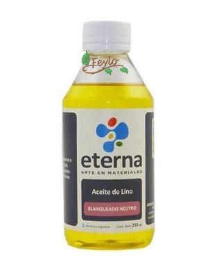 Eterna Aceite De Lino Estudio      125cc