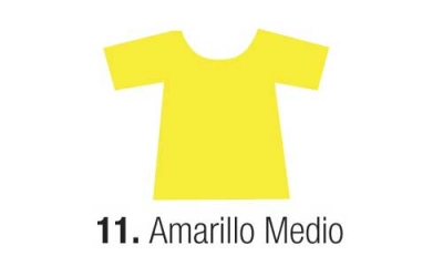Pintura Para Sublimación Amarillo Medio 37ml.
