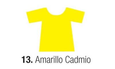 Pintura Para Sublimación Amarillo De Cadmio 37ml.