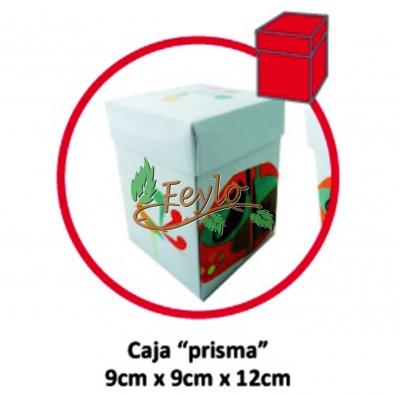 Soporte Para Sublimar Caja Prisma