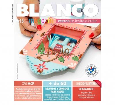 Blanco Magazin Edicion N° 16