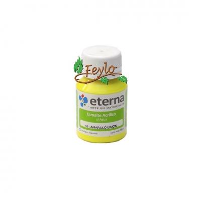 Esmalte Acrilico Amarillo Limon     50ml