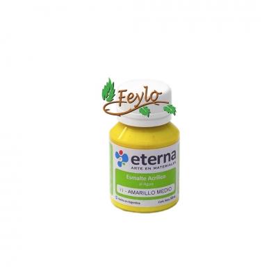 Esmalte Acrilico Amarillo Medio     50ml