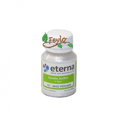 Esmalte Acrilico Base Perlada       50ml