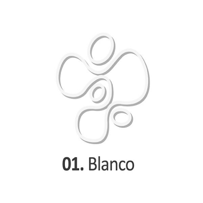 Pintura Dimensional Blanco         40ml.