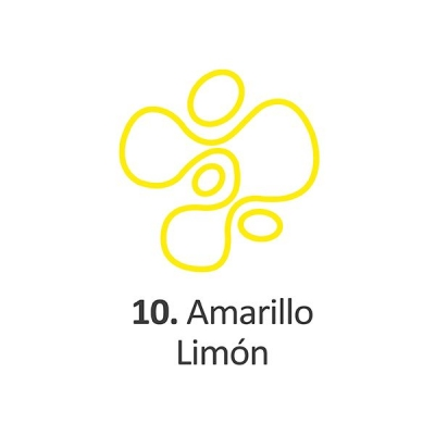 Pintura Dimensional Amarillo Limon 40ml.