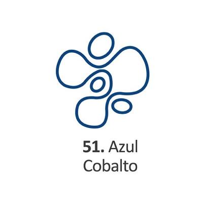 Pintura Dimensional Azul Cobalto   40ml.