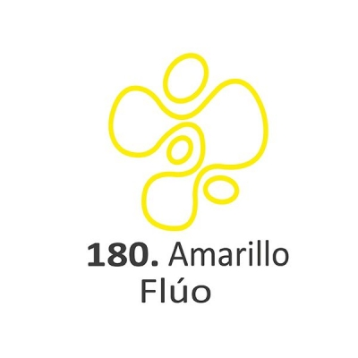 Pintura Dimensional Amarillo Fluo  40ml.