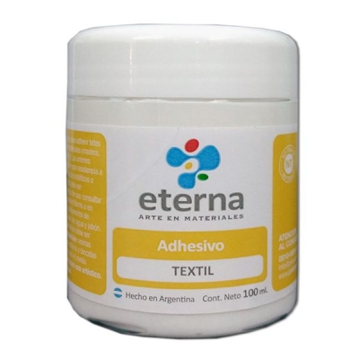 Eterna Adhesivo Textil X 100cc