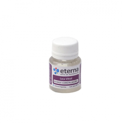 Eterna Laca Vitral Esmerilada X 30 Ml