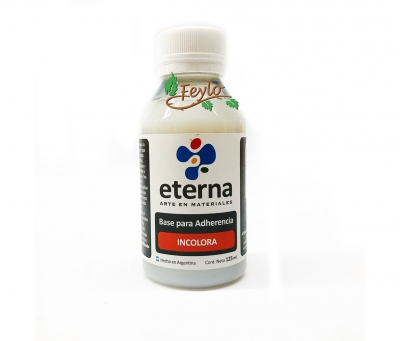 Eterna Base Adherencia Incolora X 250ml