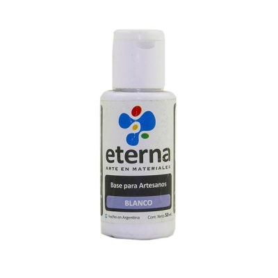 Eterna Base Para Artesano Blanca X 50ml