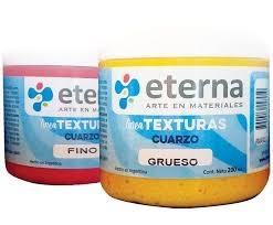 Eterna Cuarzo Fino Rojo Oxido  X 200cc