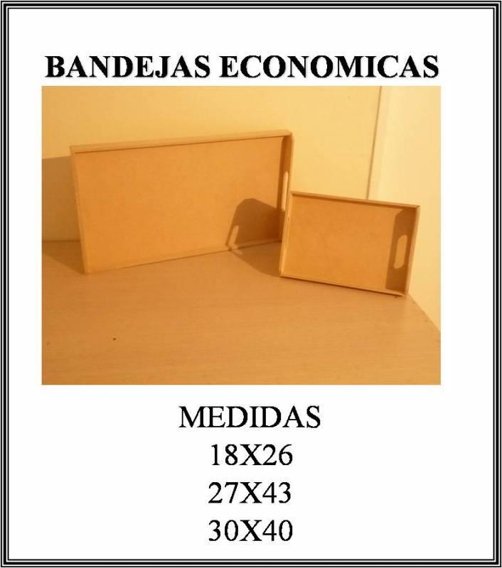 Bandeja Eco Wz 27 X 43