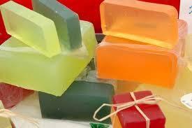 Jabón De Glicerina Color X 1kg