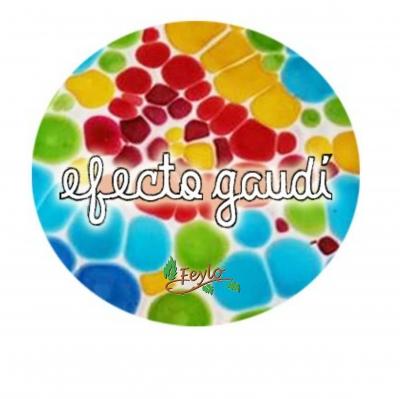 Efecto Gaudi Base Para Mosaico X 200