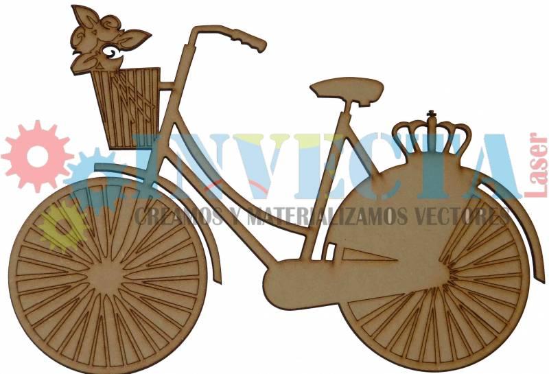 Laser Bici 30 Cm
