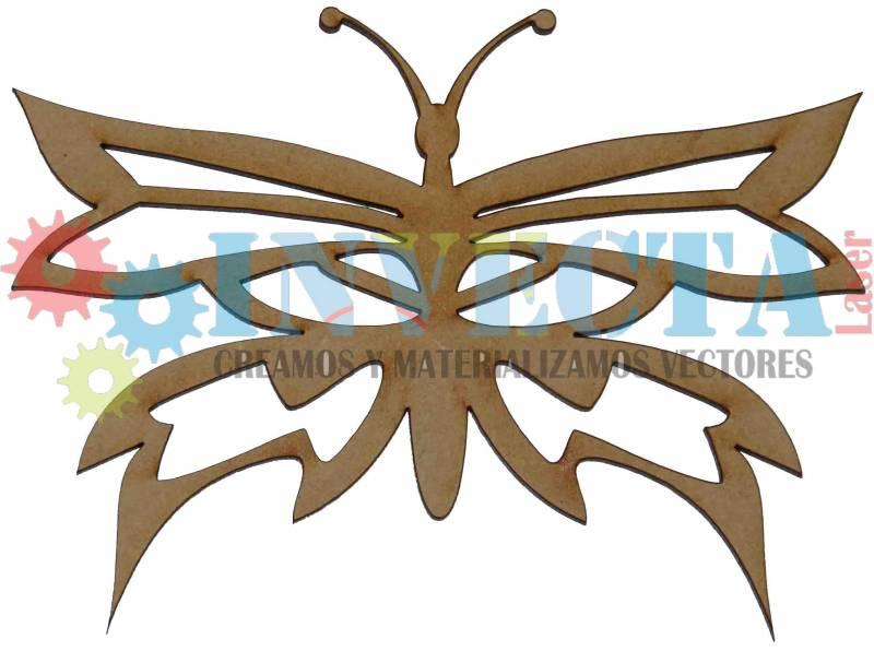 Laser Mariposa 15 Cm