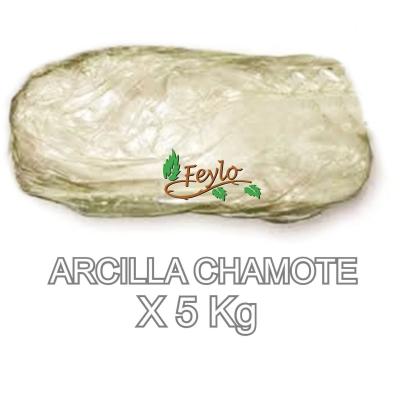Arcilla Pasta Chamote X 5 Kilos (aprox. Sin Fraccionar )