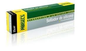 Silicona Transparente Parsecs ( Ideal Para Arte Frances) X 25 Grs