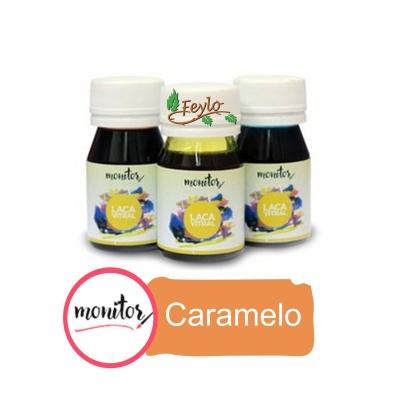 Laca Vitral 30cc Caramelo Monitor