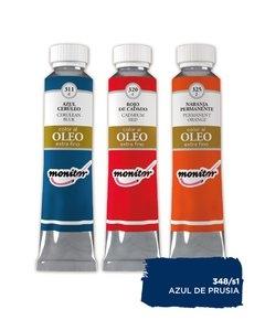Oleo Monitor   20cc Azul De Prusia S1 348