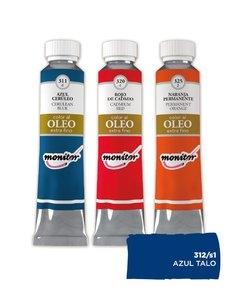 Oleo Monitor   20cc Azul Talo S1 312