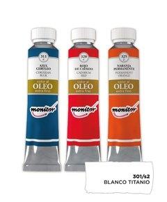 Oleo Monitor   20cc Blanco S2 301
