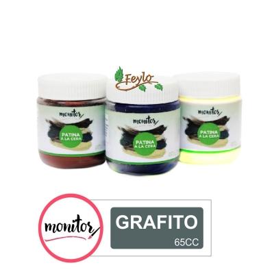 Patina Monitor X 65 Cc Grafito