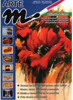 Revista Arte M N°1 Y 2