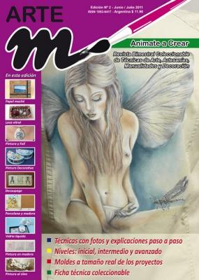 Revista Arte M N°33-34 Y 35